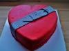 Hart onder de riem taart